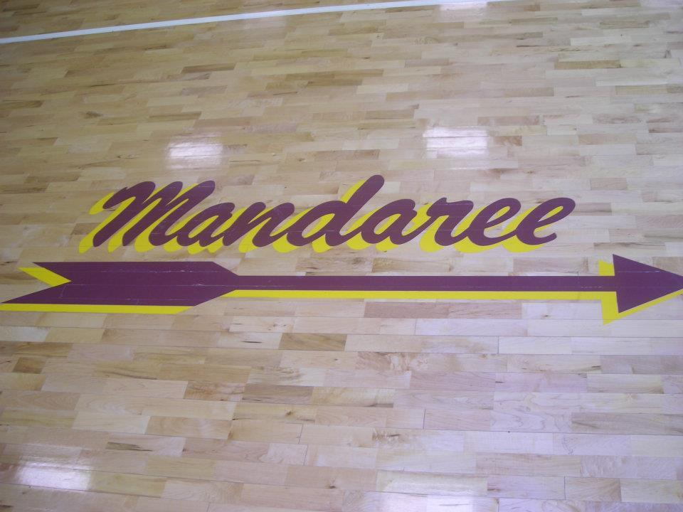 This is Mandaree's Gym